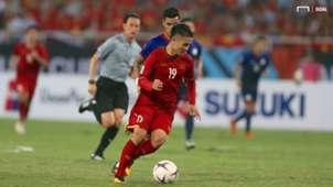 Nguyen Quang Hai Vietnam AFF Cup 2018