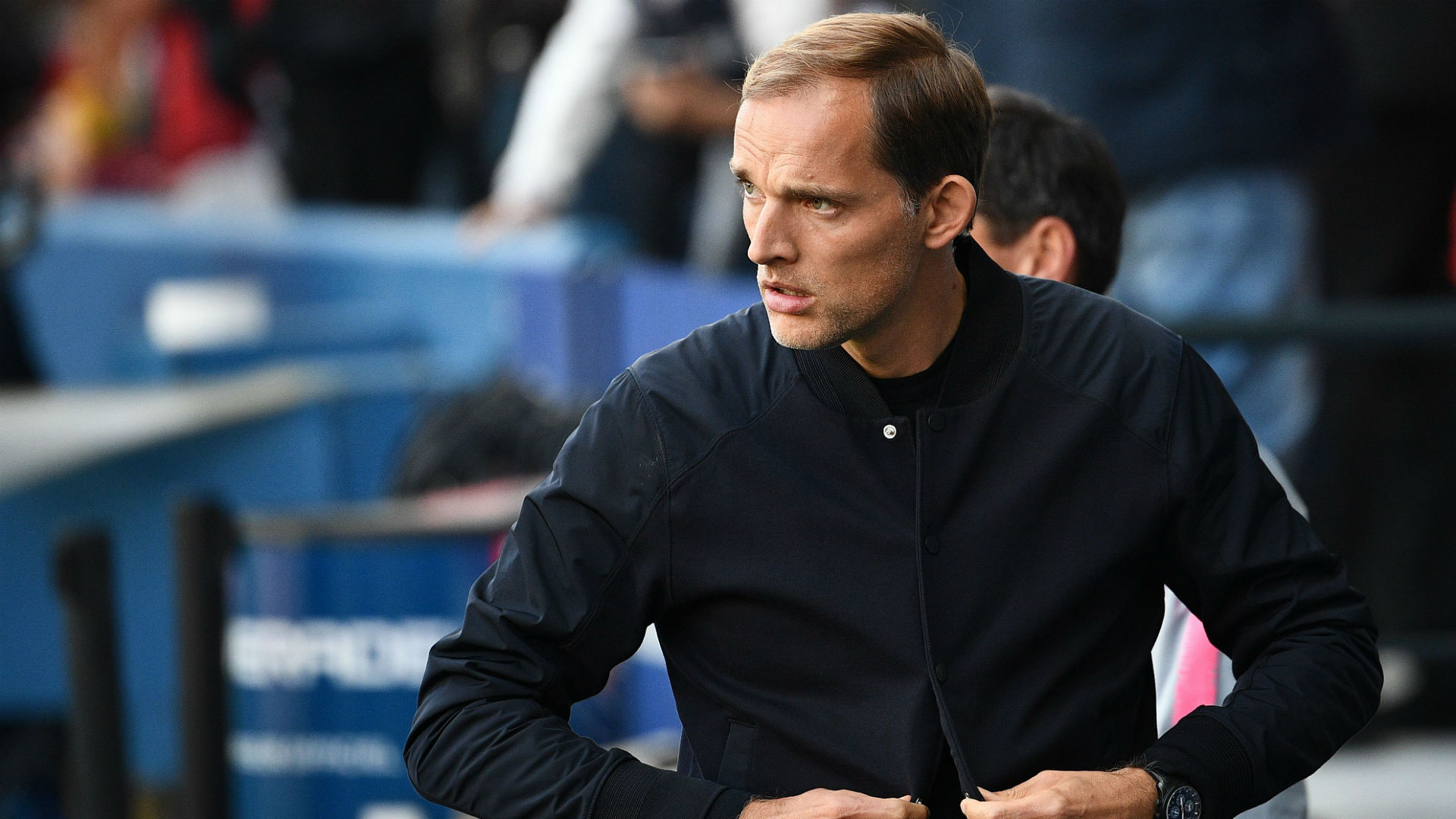 Thomas Tuchel PSG Amiens Ligue 1 20102018