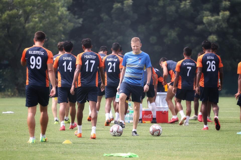 Josep Gombau Delhi Dynamos ISL