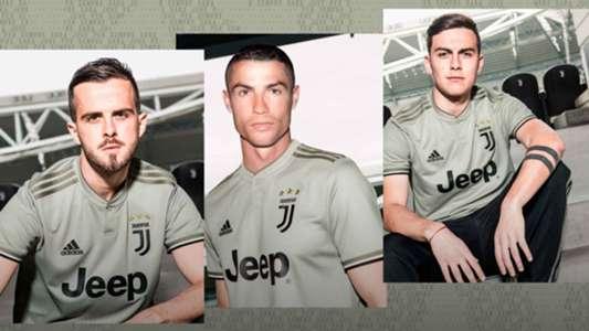 Juventus away kit 2018-19