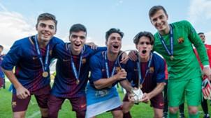 Barcelona UEFA Youth League Final