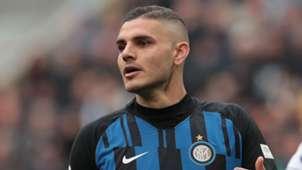 Inter Milan Mauro Icardi