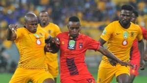 Kaizer Chiefs v TS Galaxy May 2019