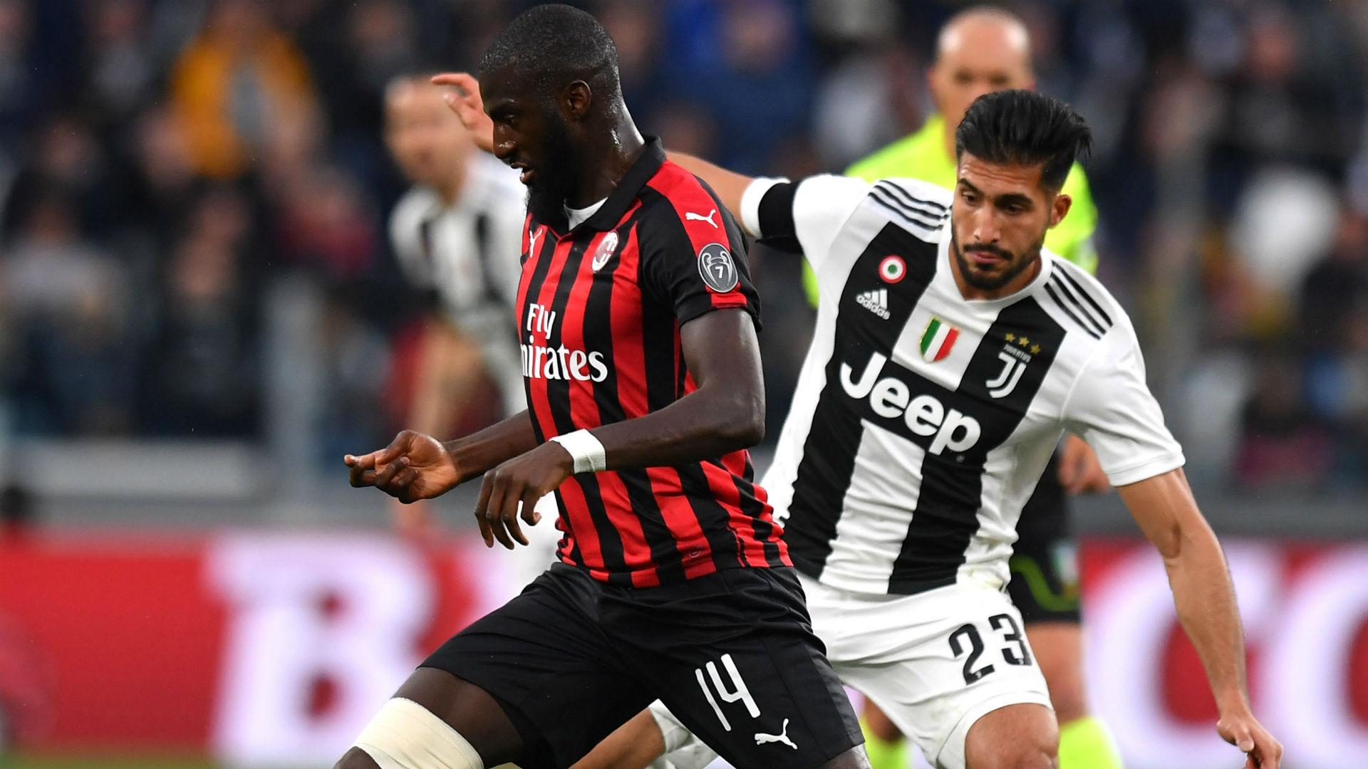 Juventus, infortunio per Emre Can: torna Khedira!