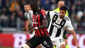 Bakayoko Emre Can Juventus Milan Serie A