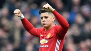 Marcos Rojo Manchester United