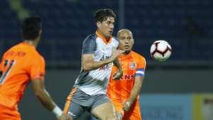 Giancarlo Rodrigues, PKNP FC v PKNS FC, Malaysia Super League, 25 Jun 2019