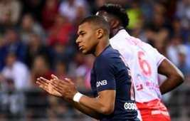 Mbappe Reims PSG