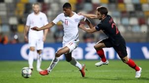 Kroatien England Nations League 2018