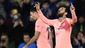 Messi Getafe Barcelona LaLiga
