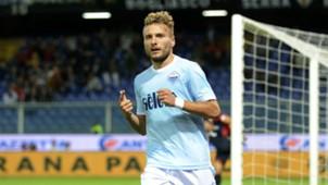 Ciro Immobile, Lazio, Serie A, 17092017