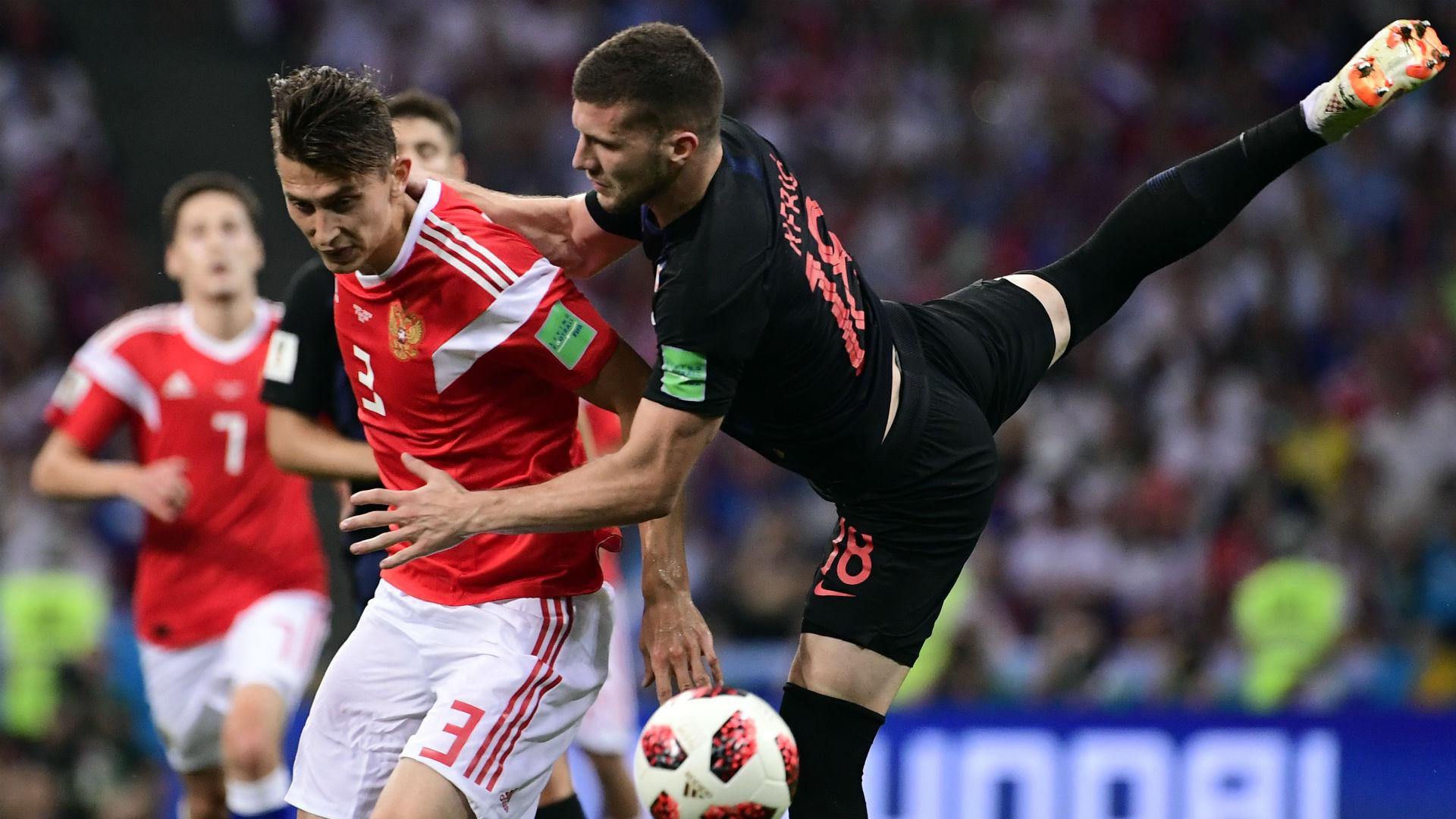 russia croatia - ilya kutepov ante rebic - world cup - 07072018