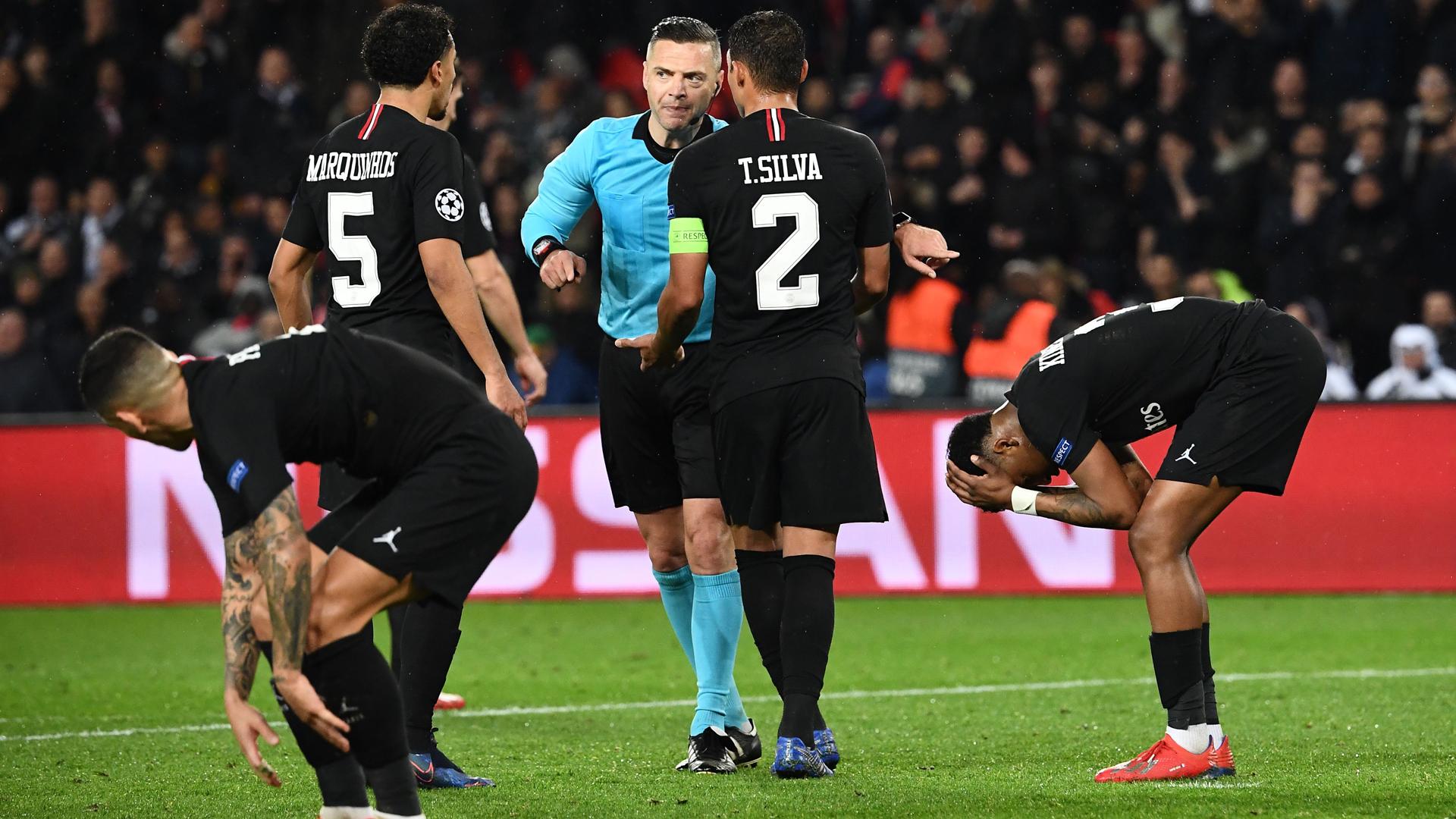 PSG nach Pleite gegen Manchester United in Schockstarre: Das unerklärliche Drama