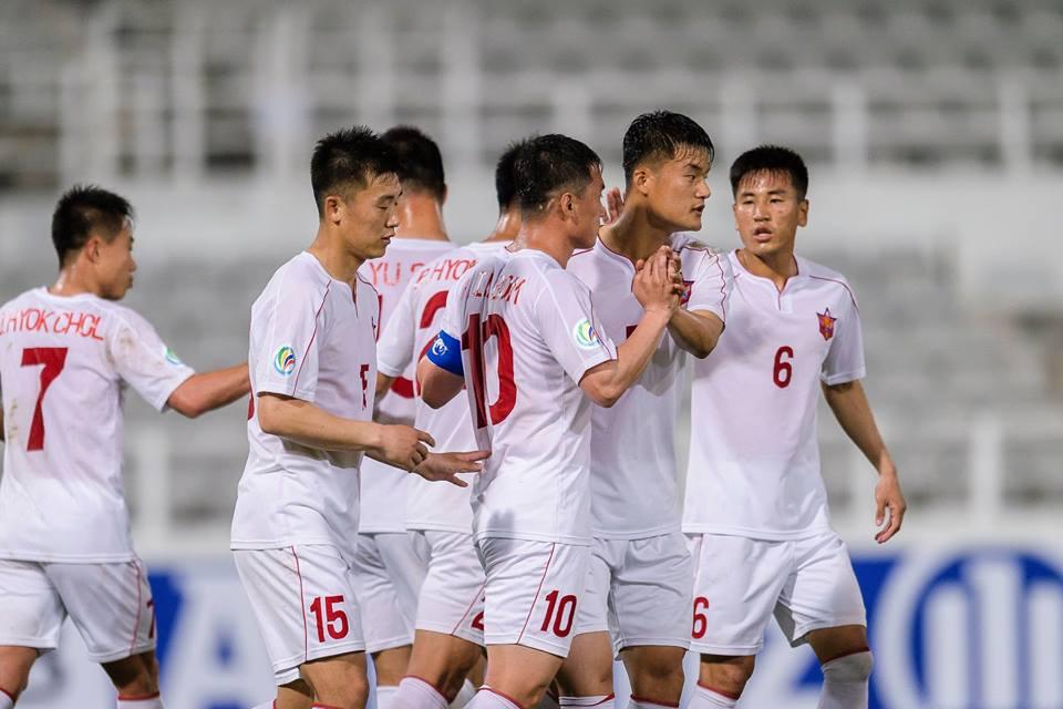Benfica Macau 25 April AFC Cup 2018