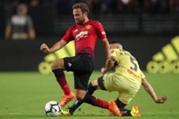 Juan Mata - Manchester United v Club América