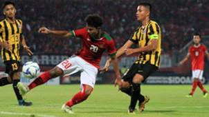 Amiruddin Bagus Kahfi - Indonesia U-16 & Ali Imran Sukari - Malaysia U-16