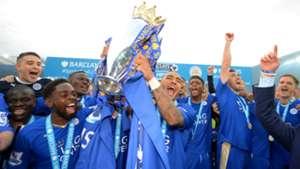 Danny Simpson Leicester City 2016
