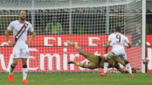 Andrea Belotti Gianluigi Donnarumma Milan Torino Serie A