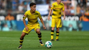Emre Mor Borussia Dortmund 18072017
