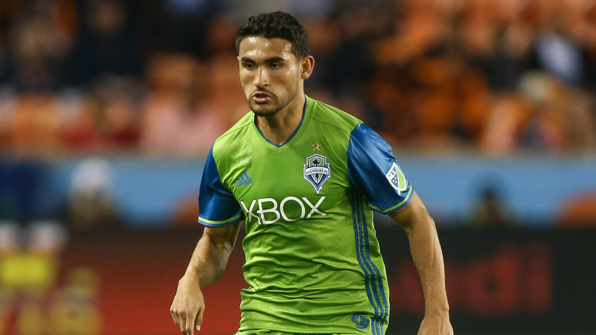 Cristian Roldan Seattle Sounders