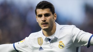 Alvaro Morata, Real Madrid