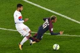 Fekir Neymar OL PSG