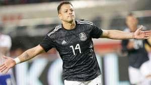 Javier Hernandez Mexico Paraguay 2019
