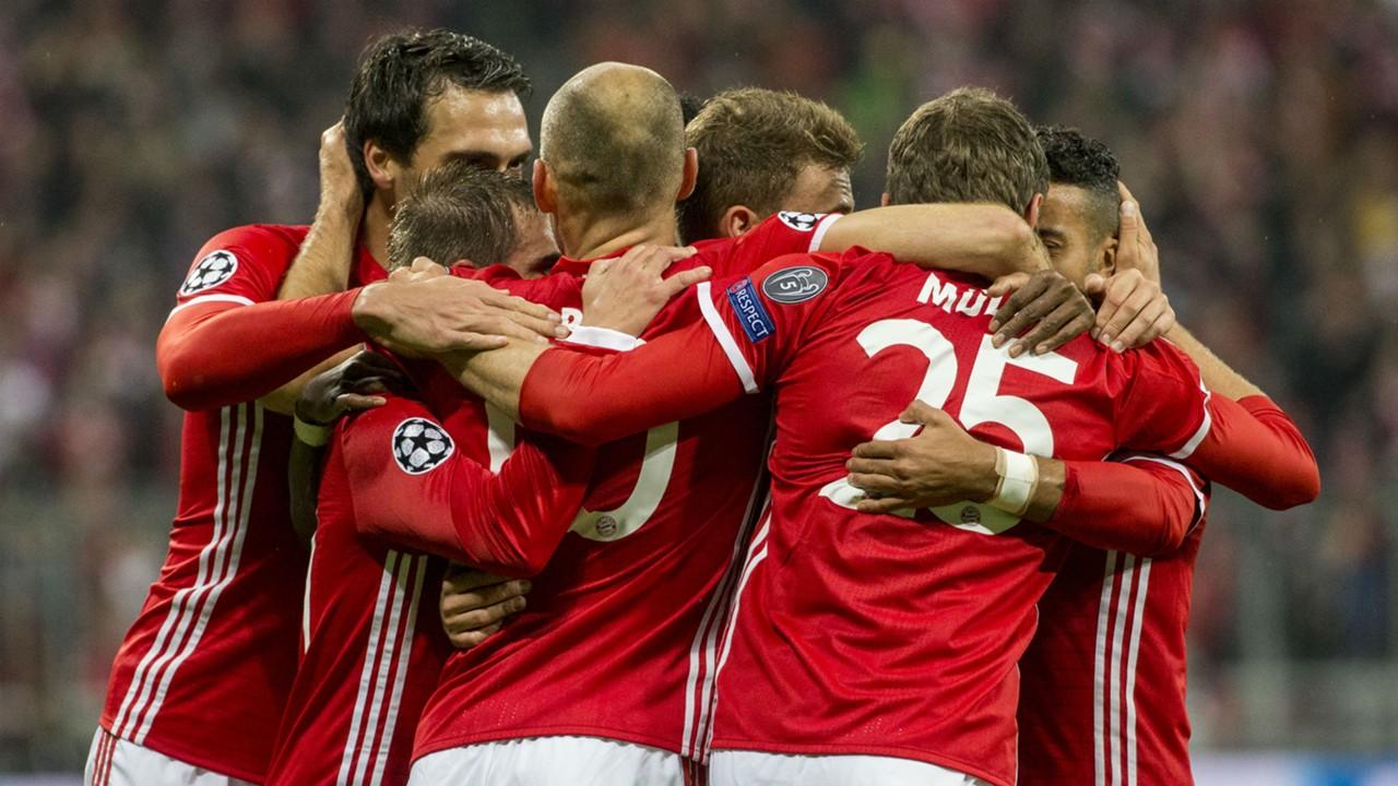Bayern Munich Champions League