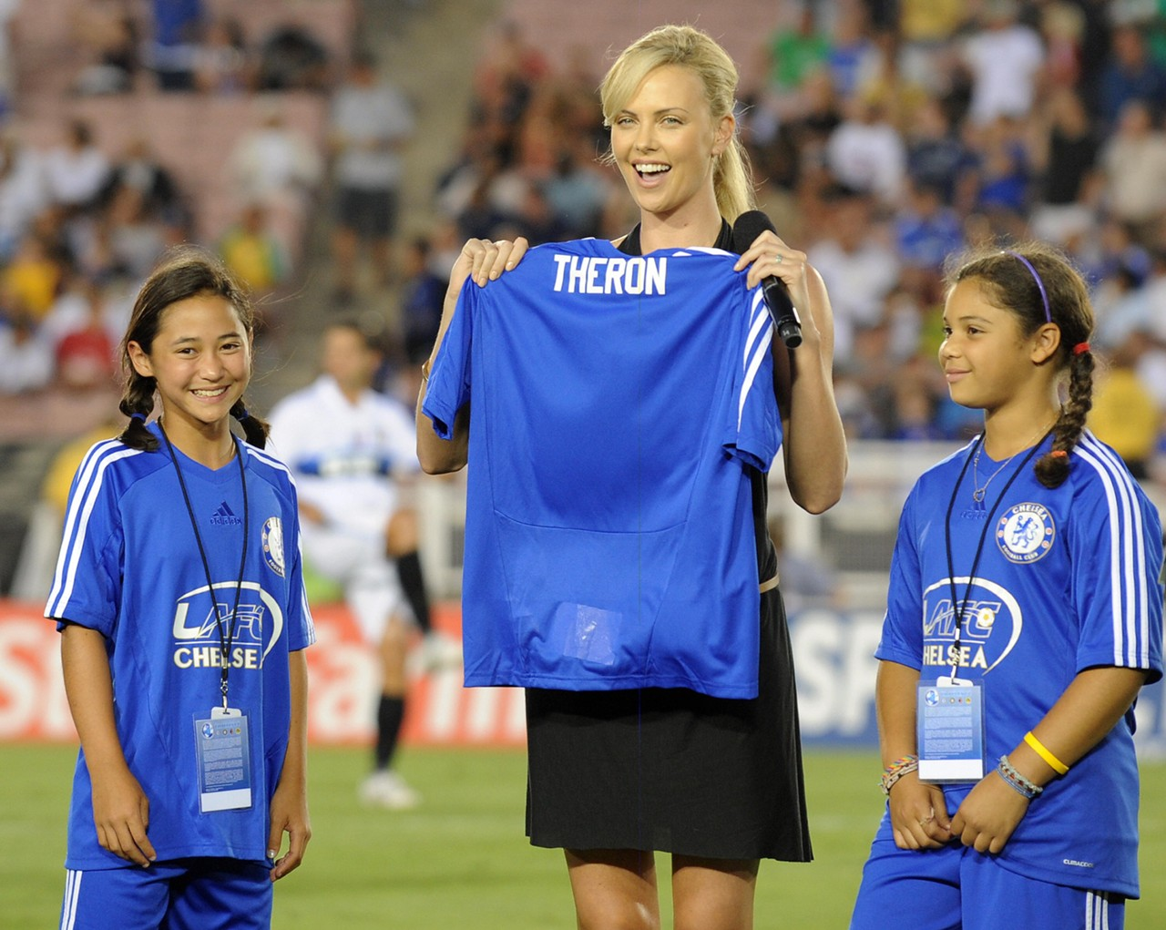charlize theron Chelsea