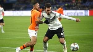 Mats Hummels Germany Netherlands
