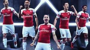 Arsenal camisa 18-19 28 05 2018