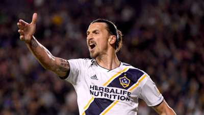 Zlatan Ibrahimovic MLS LA Galaxy 04282018