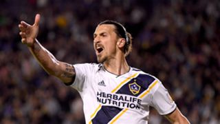 Zlatan Ibrahimovic MLS LA Galaxy 04282018