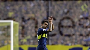 Carlos Tevez Boca Union Superliga 06052018