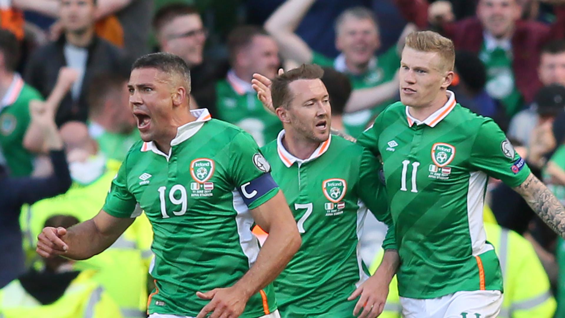 Irland Vs Dänemark