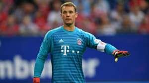 Manuel Neuer FC Bayern Hamburger SV