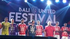 Jersey Bali United 2018