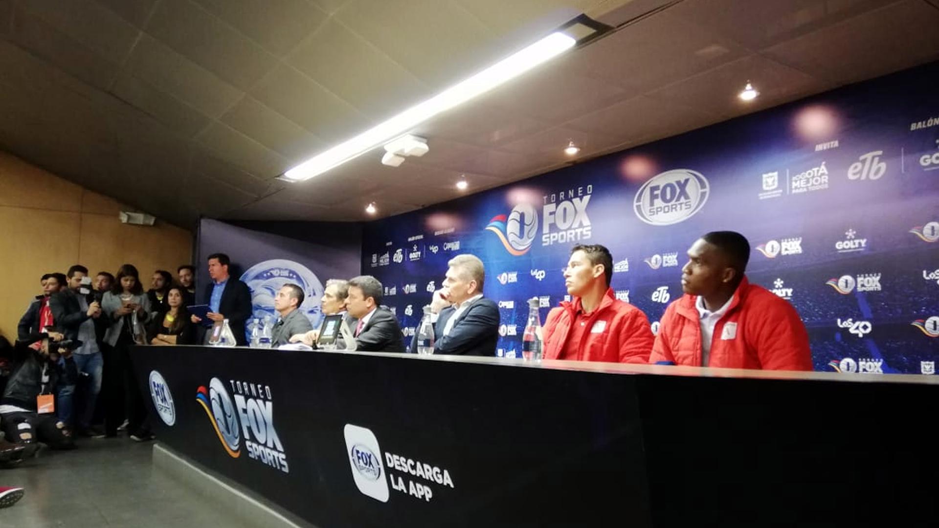 Nacional 0-1 América: gol de Juan Segovia, Torneo Fox Sports 2019