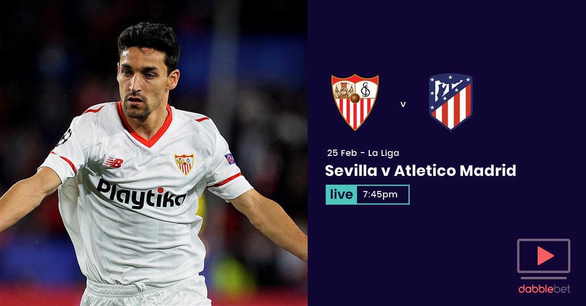 Sevilla Atletico La Liga graphic