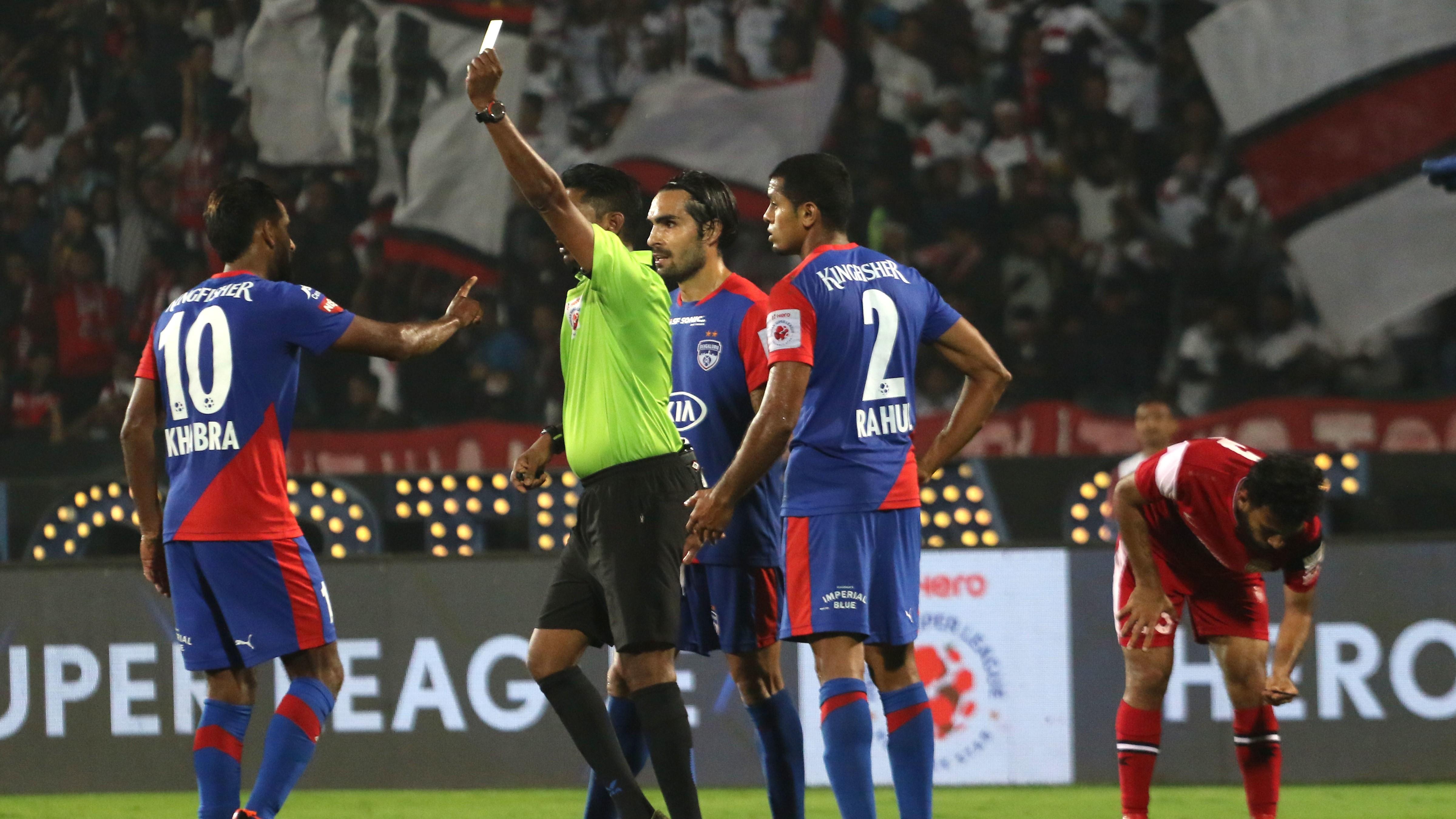 Harmanjot Khabra NorthEast United Bengaluru FC