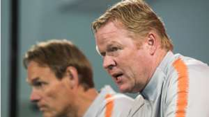 Ronald Koeman, Netherlands, 05282019
