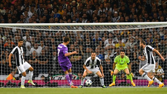 Cristiano Ronaldo Goal Real Madrid Juventus 020617