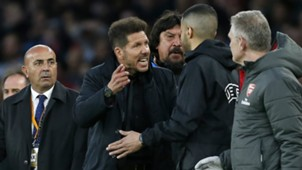 Diego Simeone Arsenal Aletico Madrid Europa League