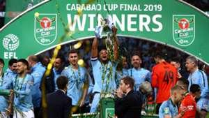 Manchester City Copa de la Liga