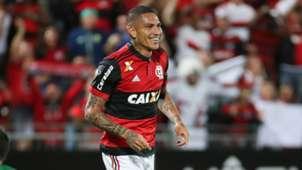 Paolo Guerrero Flamengo Chapecoense Brasileirao Serie A 22062017