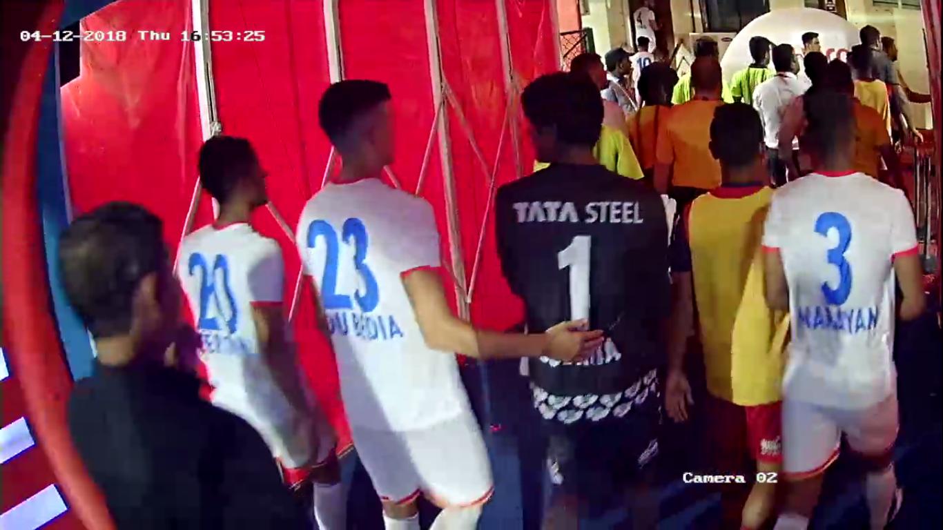 Goa-Jam tunnel fight 4
