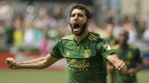 Diego Valeri MLS Portland Timbers 08062017
