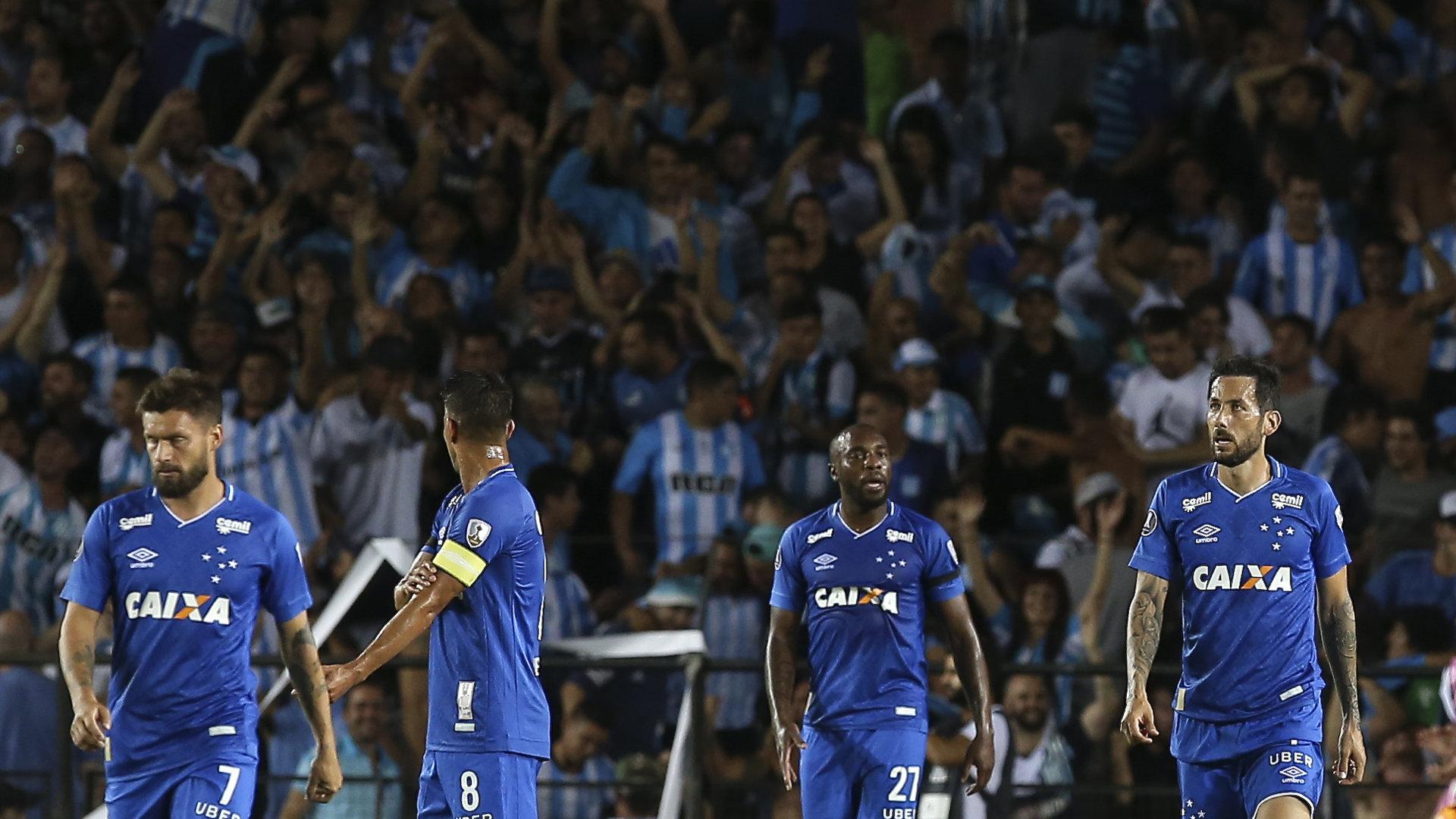 Racing Cruzeiro Libertadores 27022018