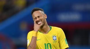 Neymar Brazil Belgium