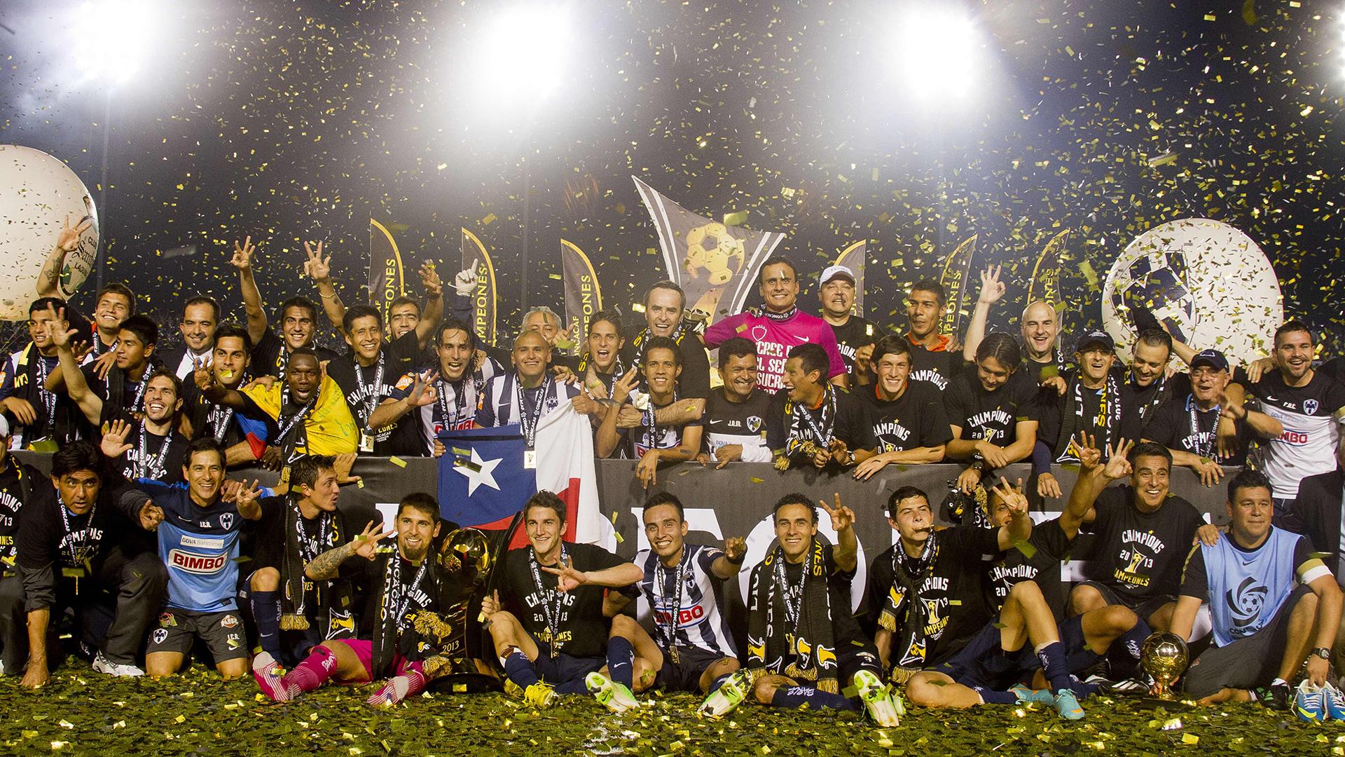Monterrey Champions League 2019